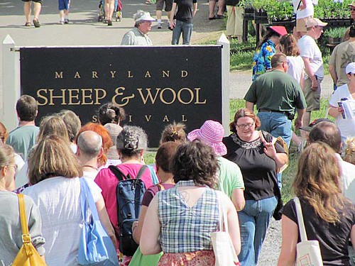 Maryland Sheep & Wool 2010 1