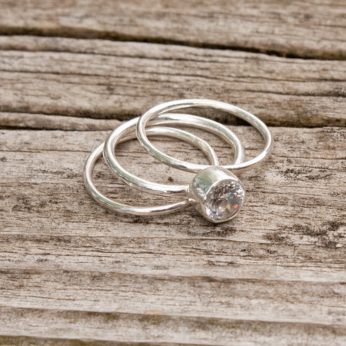 123.  Stacking rings