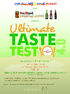 OAP AND SAN MIGUEL LIFESTYLE BREWS Present