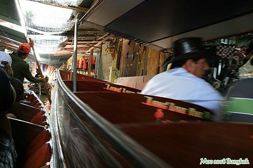 Dammnoen Saduak Floating Market-12