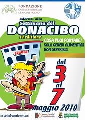 """""""Settimana del Donacibo"""" - Servigliano (FM) - dal 3 al 7 Maggio 2010 (laprimaweb.it) Tags: maggio 2010 povert aiuti servigliano collettaalimentare campagnasensibilizzazione settimanadeldonacibo volontariatoservigliano raccoltadialimenti"""