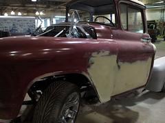 1957 GMC (Precision Car Restorations) Tags: classic truck pickup 1957 precision restoration gmc restorations
