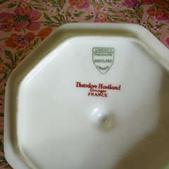 Theodore Haviland China: sugar lid