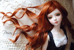 Rowan - DOT Shall (-Poison Girl-) Tags: red green ball hair ginger eyes doll dolls dream olive super dot redhead sd carrot bjd dollfie superdollfie dod rowan mayfair poisongirl shall dreamofdoll balljointeddoll dotshall dodshall rowanmayfair