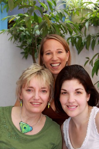 Amy, Mel & Karin