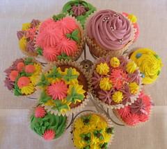 arbolito! (tangerina cakes!) Tags: color cupcakes chocolate fiestas chips cupcake coco cumple cumpleaos reuniones dulcedeleche torres eventos golosinas especiales cobertura vainilla