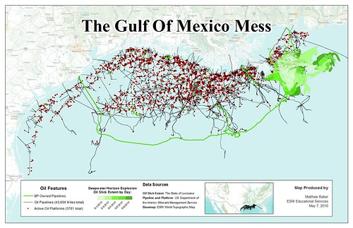 Gulf of Mexico Mess