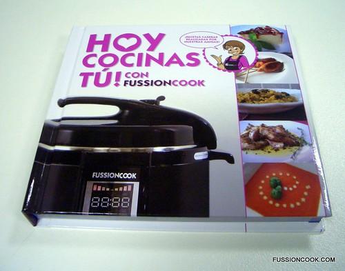 hoy cocinas tu con fussioncook