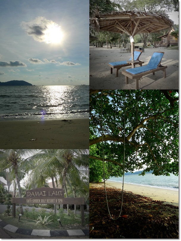 Damai Laut Beaches