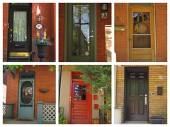 doors in Ottawa, the Glebe