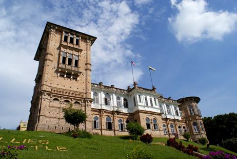 kellie's castle front