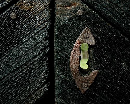 la puerta negra by eMecHe