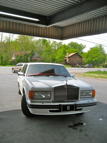 Rolls Royce at Red Rabbit Duncannon PA