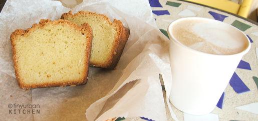 Hi Rise Vanilla Loaf