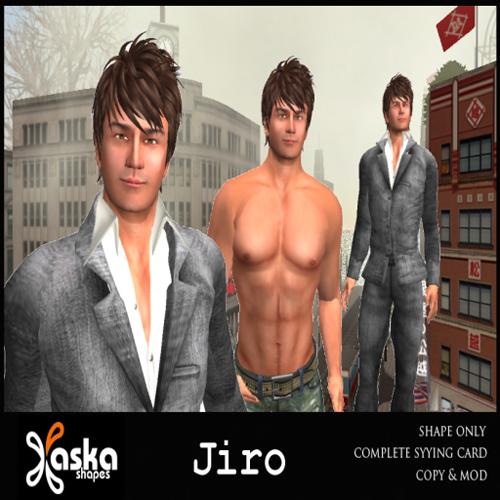 ASKA Shapes - Jiro