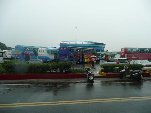 Buses in Yehliu