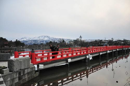 Puente en Takada