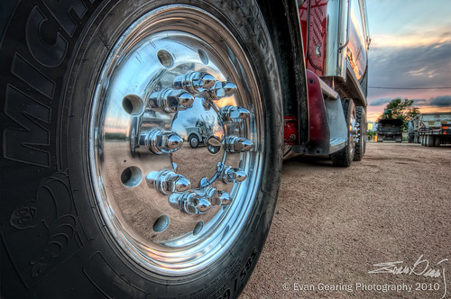 Wheel Reflection
