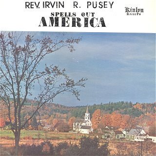 Irvin R. Pusey