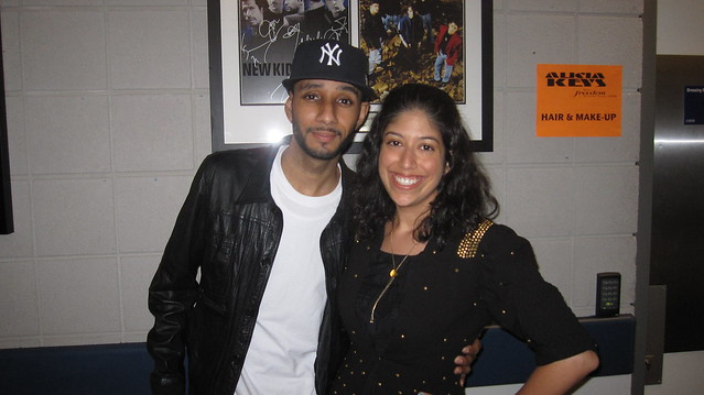 Swizz Beatz & Alexis by AlexisT
