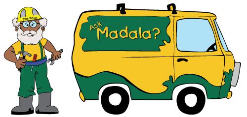 Madala logo created by Icubed