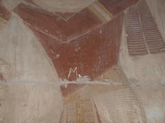 Temple of Seti I at Abydos (XVIII) (isawnyu) Tags: history temple graffiti ancient paint masonry egypt carving civilization seti inscriptions coptic reliefs egyptology abydos abdju pleiades:depicts=756512