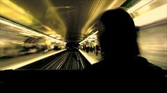 The Driver ~ Subway ~ Paris ~ MjYj (MjYj) Tags: paris station subway metro driver ratp mjyj mjyj