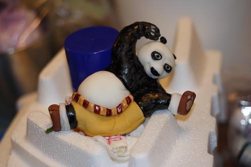 Kung Fu Panda CakeSecond0001