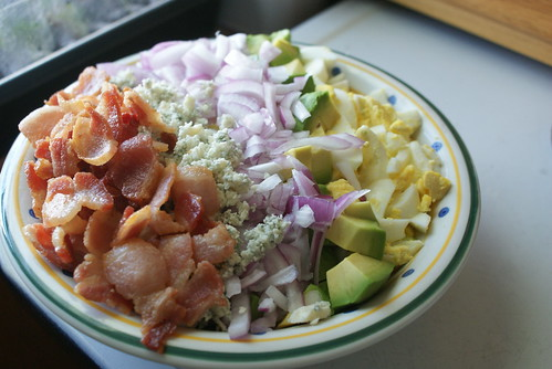 Cobb Salad: The Most Heavenly of the Salad Genre