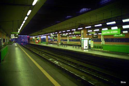 Metropolitana Milano - foto di Str@vinsky