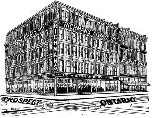 Richman's and the Stanley Block