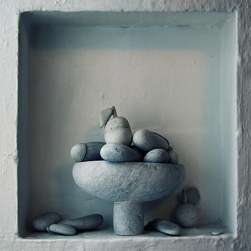 Dans une maison d'artiste, tout est art