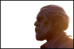MARX (Dani Morell) Tags: berlin monument karlmarx rda marx ddr gdr marxism socialism comunista socialisme politic alemanya comunisme marxisme filosof