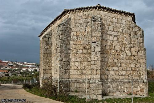 La ermita de la Sangre en San Martín de Valdeiglesias