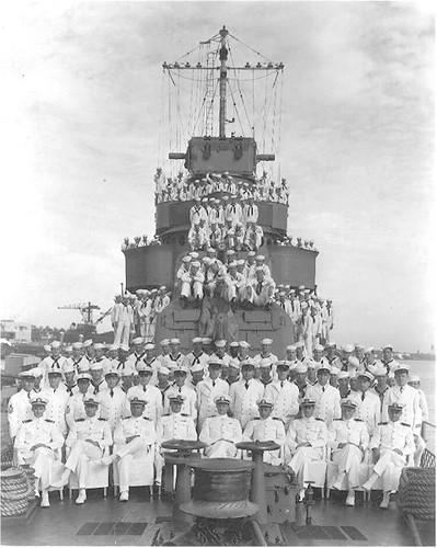 USS Ingraham DD-444 1942