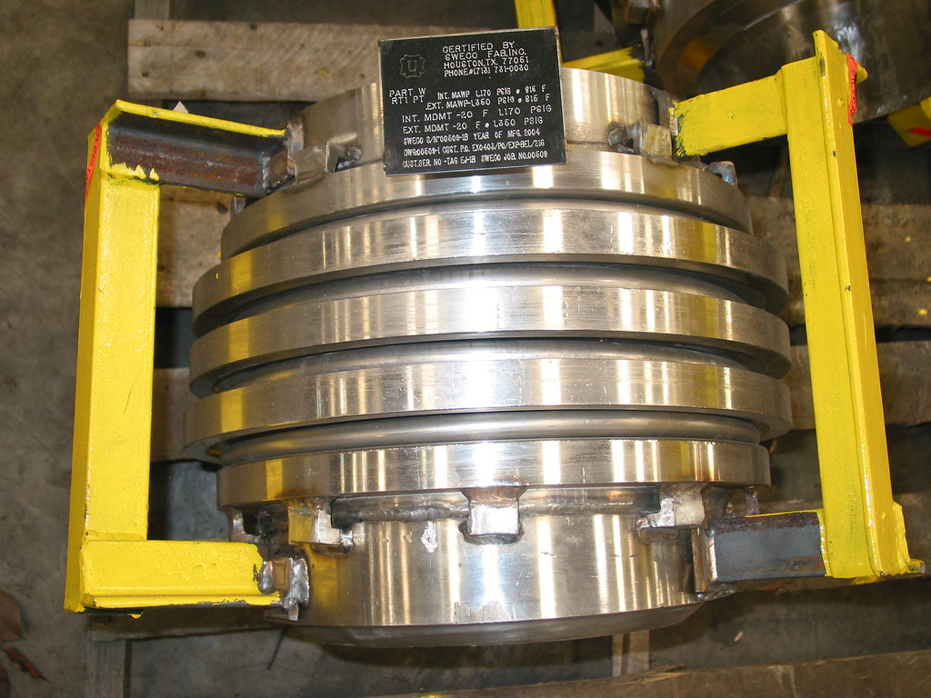 4 Convolution Expansion Joints for an Oil Company in India