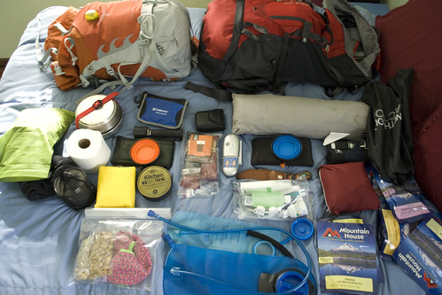 286 backpacking gear