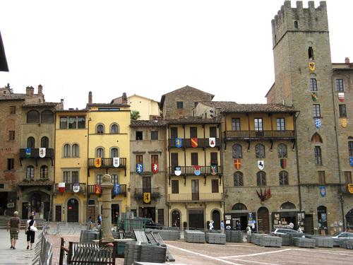 Arezzo by Adriano Dalla Mura