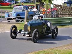 Bugatti Type 35 (James Yates) Tags: en speed climb la hill may bleu type 35 bugatti prescott vie 2010