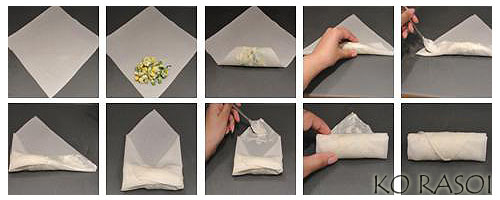 how to fold a perfect spring roll