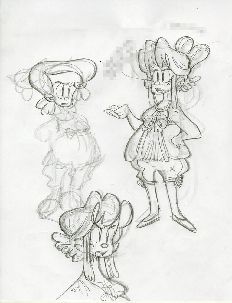 S.A.M. doodle 5