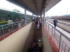 Ulaanbaatar station