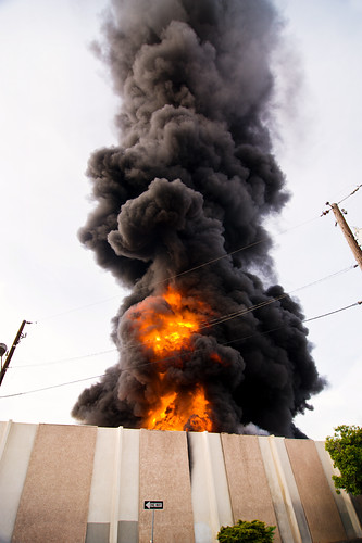 Xcel Power Substation Explosion