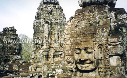 The Multi-Faceted Faces Of Jayavarman