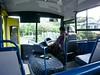 New bus old money box (bhaskarroo) Tags: buses fiji suva inside hino fr690