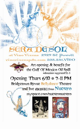 Group Art Show: Sera Se Sol