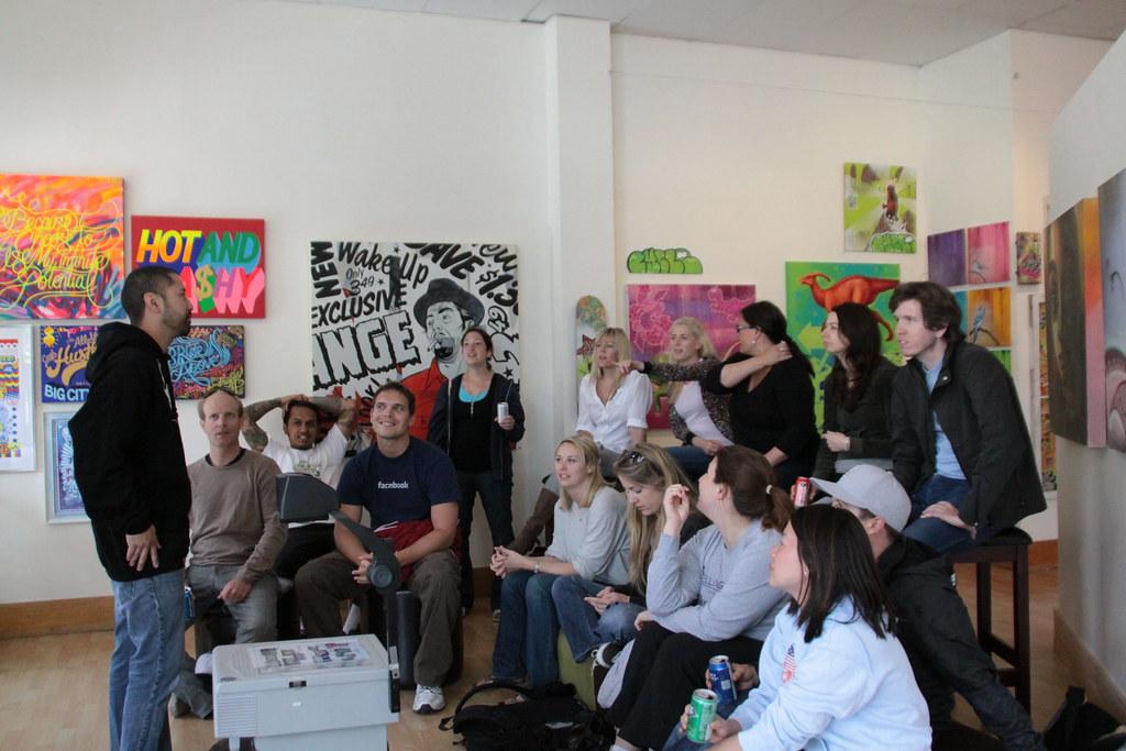 Facebook Corporate Workshop @ 1:AM Gallery - June 9th, 2010