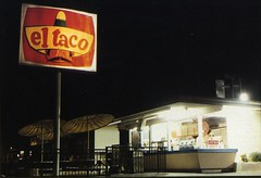 Downey, California (The Downey Conservancy) Tags: ca art history silver george el historic taco 1950s saddle downey redfox calfornia