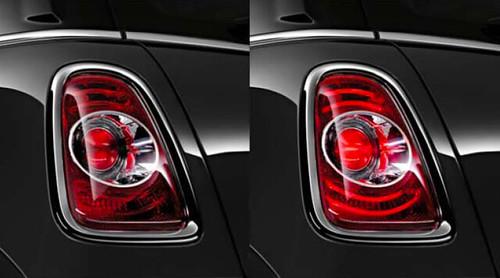 R56/R57 Facelift Rearlights