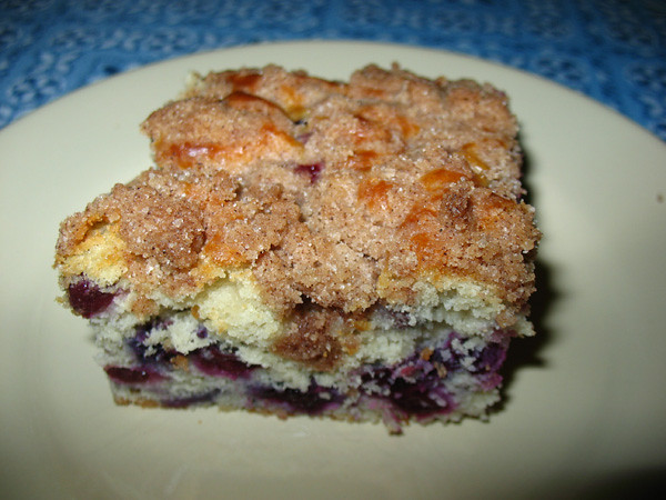 blueberry buckle piece